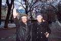 Джош и Жак. Апрель 2006